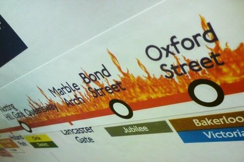 Font - Oxford Street Marble Bond Resting HIL Git uevay Arah Street Lancaster Gate Jubilee Bakerloo Victoria