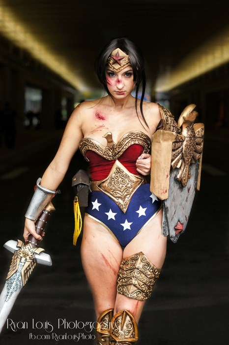 cosplay,wonder woman,superheroes