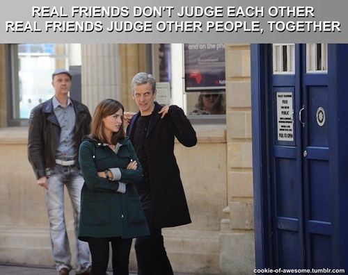 clara oswin oswald friends 12th Doctor - 8358392576