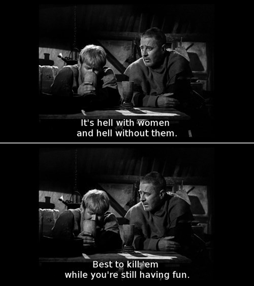 seventh seal movies ingmar bergman funny dating advice - 8358430208