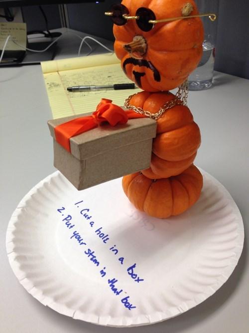 in a box pumpkins halloween - 8358487040
