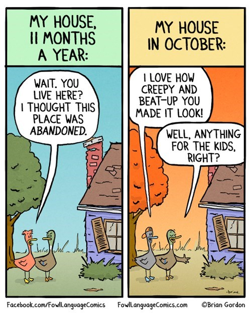 halloween sad but true houses web comics - 8358561024