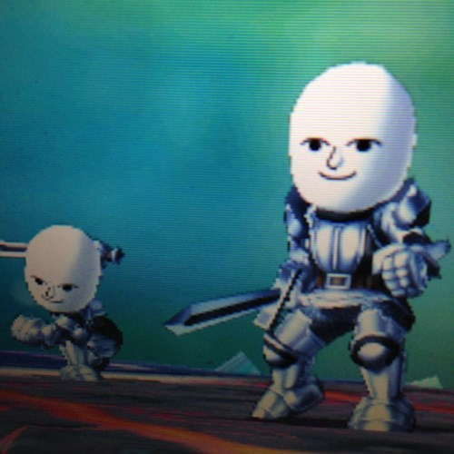 super smash bros,mii fighters,lenny face