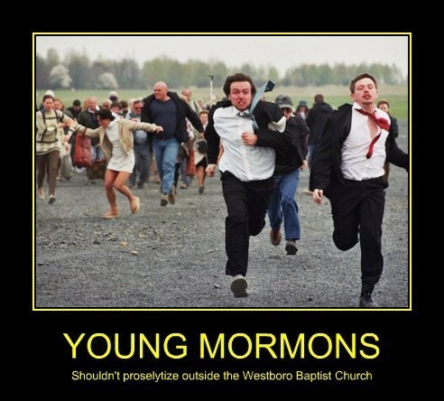 kids funny mormons Westboro Baptist Church - 8359308800