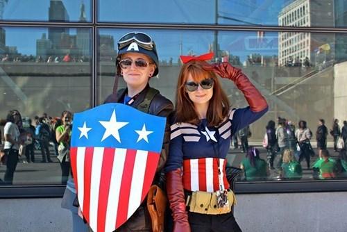 cosplay captain america superheroes - 8360031488