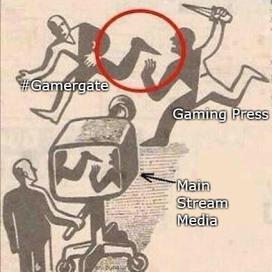 gamergate,Media,mainstream