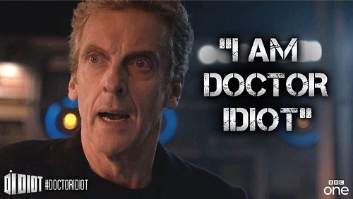 12th Doctor idiots - 8360398848