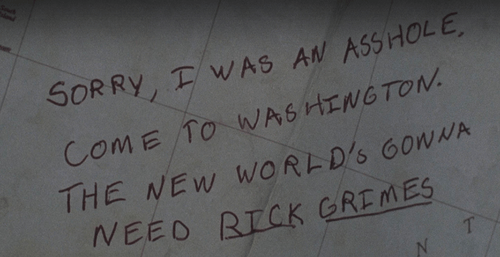 Rick Grimes ricktatorship - 8360423936
