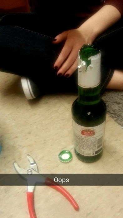 beer,bottle cap,funny,after 12,g rated