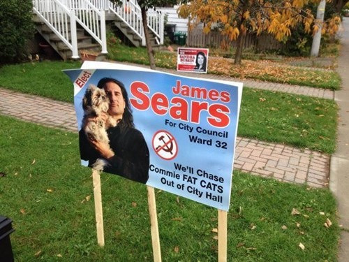 elections politics election signs midterm elections james sears - 8360578816