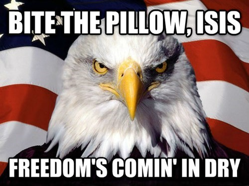 isis freedom murica eagle - 8360583936