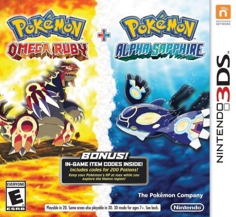 Pokémon ORAS Video Game Coverage - 8360796160