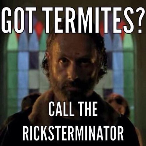 Rick Grimes ricktatorship terminus - 8360866048