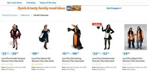 costume poorly dressed halloween Walmart - 8360894976