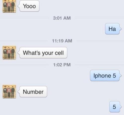 texting iphone - 8360936704
