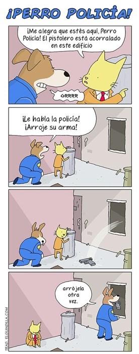 gatos bromas viñetas perros animales - 8360957440