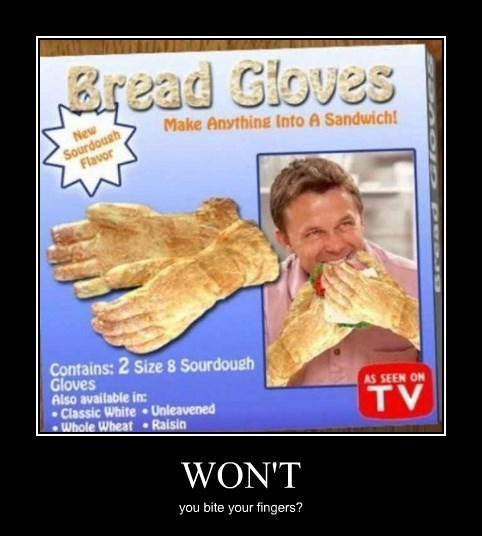 bread fingers hotdogs funny wtf - 8360979712