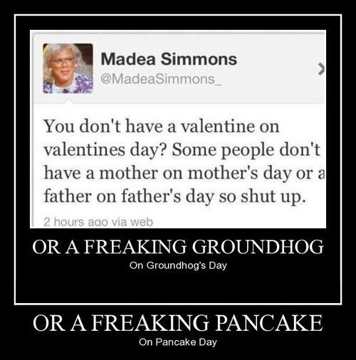 funny madea Valentines day twitter - 8360980736