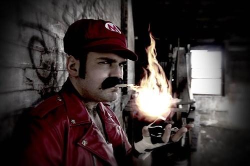 cosplay Super Mario bros - 8361127680