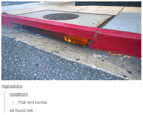 hell tumblr weird - 8361271552
