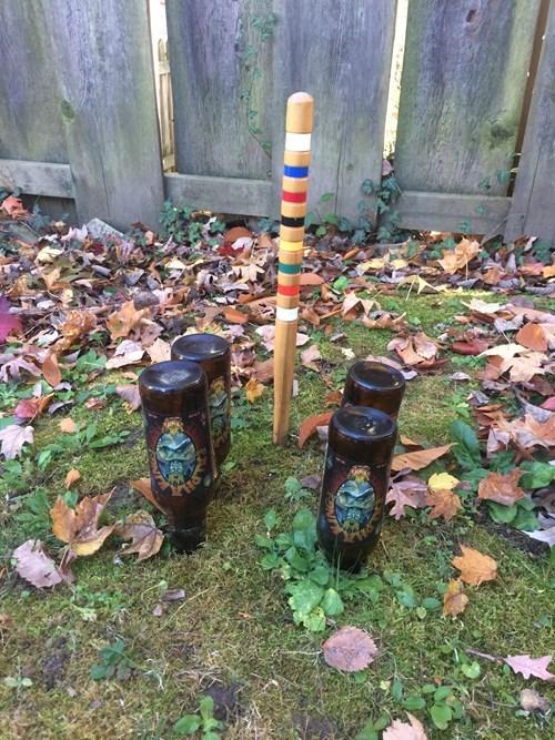 bottles cricket drunk funny wtf - 8361537024