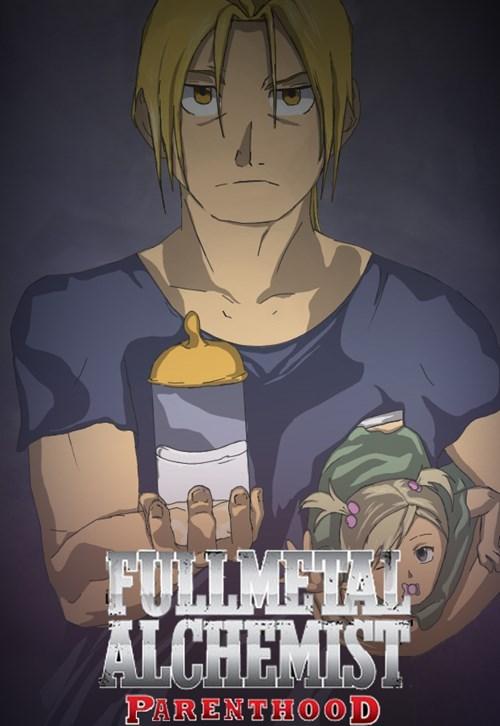 anime Fan Art fullmetal alchemist - 8361580288