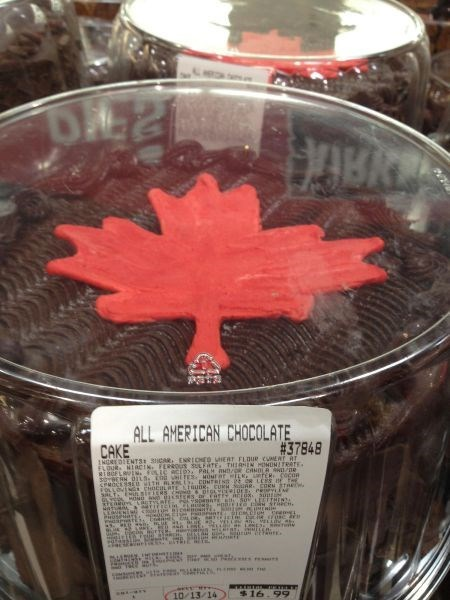 cake,monday thru friday,Canada,you had one job,america,g rated