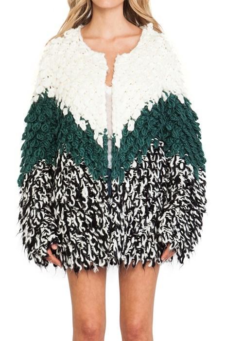 poorly dressed coat shaggy - 8362072064