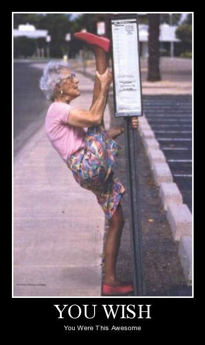flexible,wtf,grandma,funny