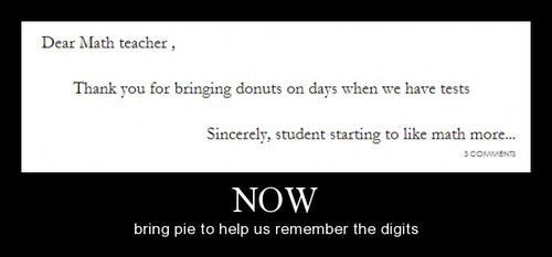 donuts teacher math funny