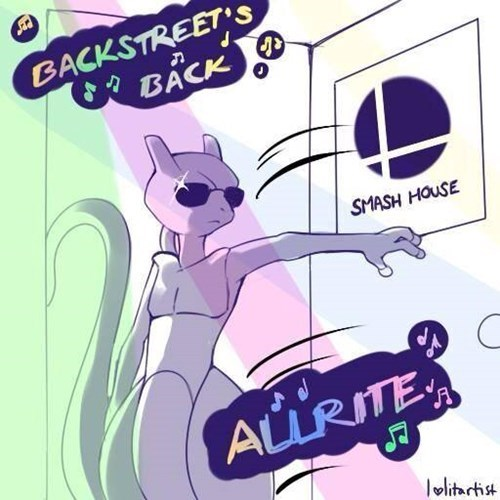 backstreet boys,super smash bros,mewtwo