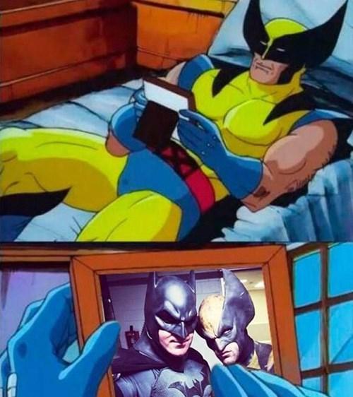 batman wolverine - 8362213120