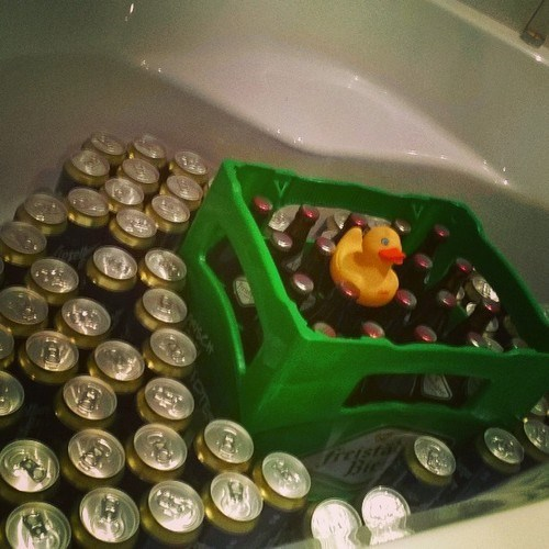beer awesome bath rubber ducky funny after 12 - 8362227712
