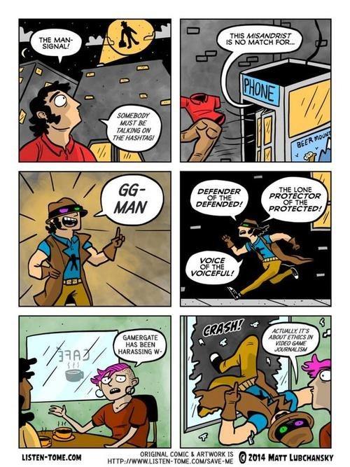 gamergate,web comics