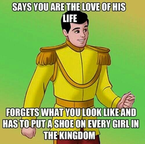 wtf,prince charming,jerk,funny,g rated,dating