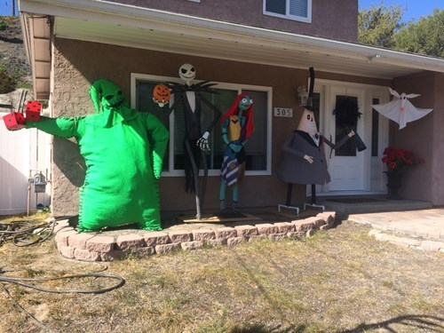 halloween,the nightmare before christmas,decoration