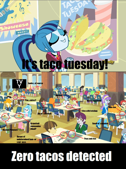 Taco Tuesday,lies,sonata dusk