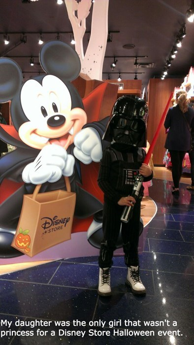 costume disney star wars kids halloween parenting darth vader scifi g rated - 8362915328
