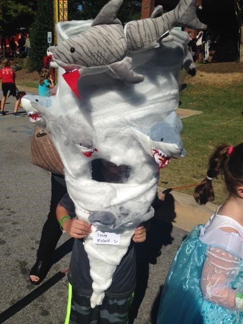 costume sharknado kids parenting g rated - 8362935552