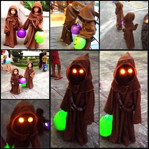 scifi star wars halloween jawas - 8363149312