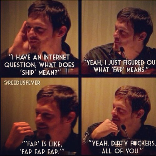 the internets,norman reedus,ship