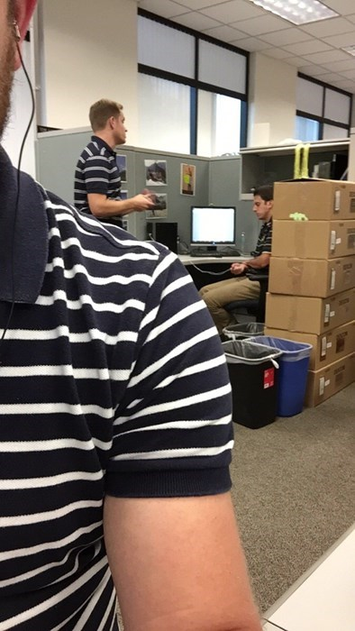 monday thru friday,poorly dressed,matching,stripes,g rated