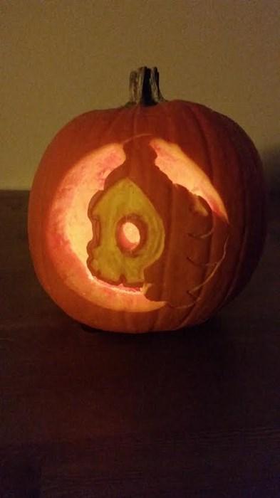 pumpkins halloween duskull