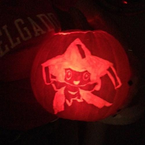 pumpkins halloween jirachi - 8364107520