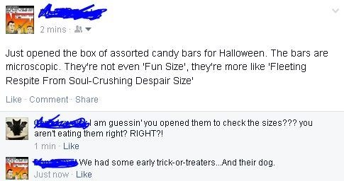 candy halloween food failbook - 8364123392