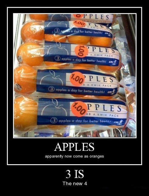 wtf numbers apples funny fruit - 8364128256
