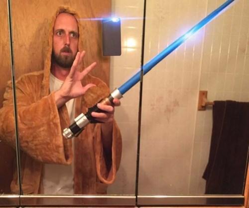 halloween costumes halloween Jedi selfie - 8364220416