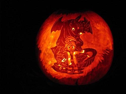 jack o lanterns halloween pumpkins dreamworks - 8364272384