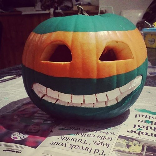 pumpkins TMNT halloween carving g rated win - 8364457216