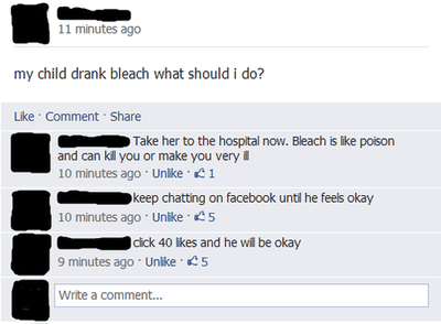 911,emergency,bad idea,failbook